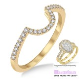 Diamond Wedding Band LM1101YG-WB 1/5 Carat
